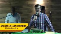 Chamado ministerial - Um encargo do Espírito Pr. Luiz Hermínio.mp4