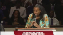 Pastor Kimberly Ray Gavin Preserve That Which Remains 1