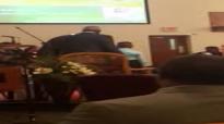 Bishop Charles Edward Bond Jr preaching at mtzion.flv