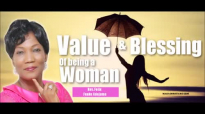 Value and Blessing of being a Woman - Rev. Funke Felix Adejumo.mp4