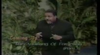 Creflo Dollar - The Anointing Of Forgetting Pt