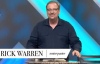 Rick Warren  Depending On God