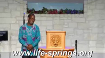 Bishop Chris Marere clip God Does Not Forsake Us.flv