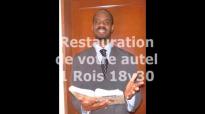Restauration de votre autel pour que le Feu de YHWH descende - Pasteur Givelord.mp4