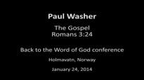 Paul Washer The Gospel