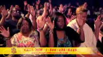 Prophet Manasseh Jordan - Starts Praying Surely the Presence & Glory to the Lamb.flv