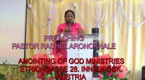Preaching Pastor Rachel Aronokhale - AOGM DANCING IN GLORY Part 2 February 2019.mp4