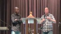 Guest Bishop Daniel Makutsoane - Bridging The Gap Ministry Bryan, Ohio 0357.mp4