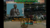 Time Mapping in Maximising Your Day by  Rev Gbile Akanni 1