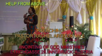 Preaching Pastor Rachel Aronokhale - Anointing of God Ministries - HELP FROM ABO.mp4