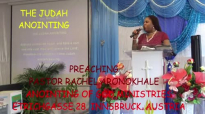 Preaching Pastor Rachel Aronokhale - Anointing of God Ministries AOGM The Judah Anointing Part 2.mp4
