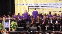 Presiding Bishop Charles E Blake AIM 2012 Friday Evening Service COGIC