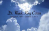 SERMON TITLE Mary and Us  Rev. Dr. Mack King Carter