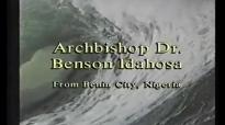 Cure for crisis - Part One - Archbishop Benson Idahosa.mp4