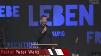 Peter Wenz - 1 Der Kampf um Deine Zeit - 06-04-2014.flv
