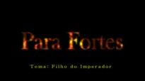 Pr. Ablio Santana  Filho do Imperador
