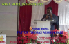Preaching Pastor Thomas Aronokhale - Anointing of God Ministries- What shall separate us, October 20