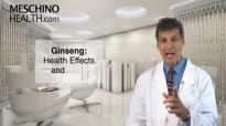 Ginseng Health Effects and Risks
