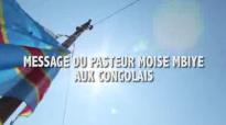 Message du pasteur Moise Mbiye aux Congolais (Séjour en Israel)