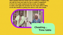 My cheating timetable. Kansiime Anne. African comedy.mp4