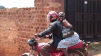 The boda boda broke ride. Kansiime Anne. African Comedy.mp4