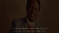 The Legacy Of Archbishop Benson Idahosa.mp4
