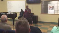 Maranda Willis at Mount Paran Church (Atlanta) - Choir Rehearsal.flv