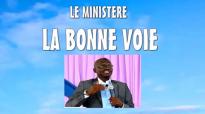 Sauvé pour servir jusqu'à la gloire de DIEU. Pasteur Moussa KONE.mp4