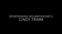 Entrepreneurial Declaration - Cindy Trimm Part II.mp4