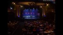 Larnelle Harris sings UNBELIEVABLE LOVE.flv