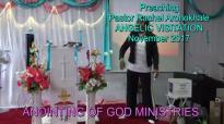 Preaching Pastor Rachel Aronokhale AOGM November 2017.mp4