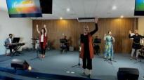 Beneficios de creer en Jesucristo Domingo 18 de abril de 2021 Pastora Nivia Dejud.mp4