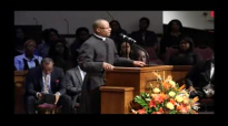 Discipleship Training Part ONE Rev. Marcus D. Cosby