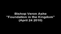 Bishop Veron Ashe Foundation in the Kingdom