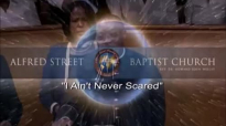 I Aint Never Scared Rev Dr Marcus D Cosby