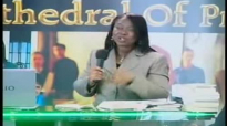 Pastor Bernice Hutton - Wood - How Not To Marry An Idiot Or Do Business With A Crook Part 4 of 5.flv