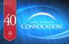 Miles McPherson SEW  Liberty University Convocation 1