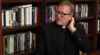 Why pray to the saints (#AskFrBarron).flv