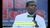 Congress 2012 -DAY 5- Signs and Wonders  by Pastor E A Adeboye- RCCG Redemption Camp- Lagos Nigeria