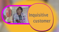 Inquisitive Customer. Kansiime Anne. African Comedy.mp4