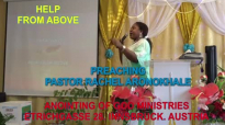 Preaching Pastor Rachel Aronokhale - AOGM Anointing of God Ministries Help From .mp4
