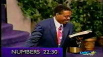 Creflo Dollar - Spirtual Bumpers - A Lesson From A Donky (2-11-00) -