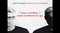 Deliverer by Matt Maher Lyric Video.flv
