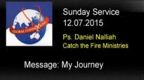 12 July 2015 My Journey Ps. Daniel Nalliah.flv