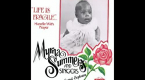 Myrna Summers Life Is Fragile Handle With Prayer (1980).flv