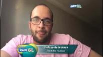 Programa Raul Gil 270615  Anderson Freire no Homenagens  Parte 1