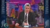 Laughter As Medicine  Comedian Michael Jr