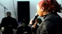 Bishop Iona Locke Preaches Bring Him The Noise clip 2.flv