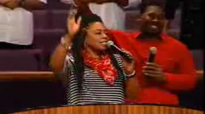 Bennita Washington Praise Worship and Mt Zion Baptist Nasvile Praise Team Clap Your Hands All Ye Pe.flv