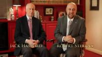Robert Stearns Interviews Jack Hayford.flv